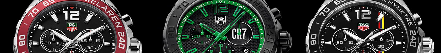 TAG Heuer Formula 1 Collection Watches