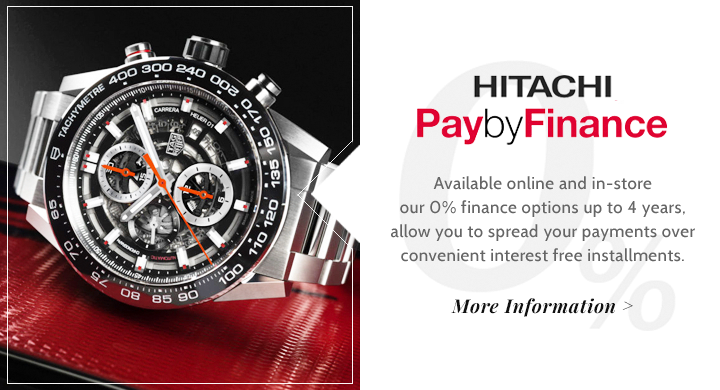 TAG Heuer Watches on Finance