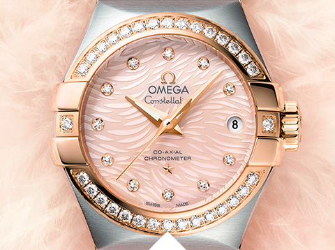 ladies omega watches