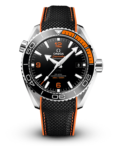 Omega Seamaster Planet Ocean 600m Automatic Watch