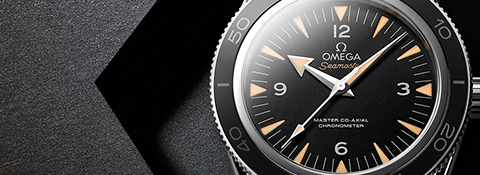 Omega Seamaster Collection Watches