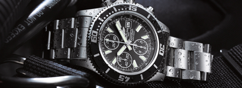 Breitling Clot Collection Watches