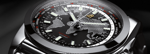 Breitling Galactic Collection Watches