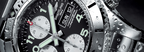 Breitling Superocean Collection Watches