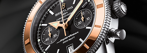 Breitling Superocean Heritage Collection Watches