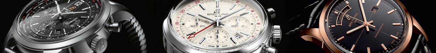 Breitling Transocean Collection Watches