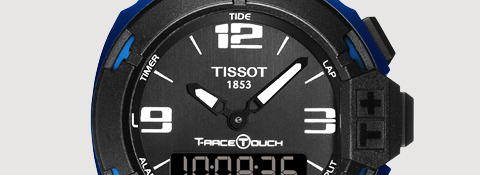 Tissot T-Touch Collection Watches