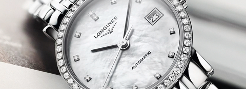 Longines Elegant Collection Watches