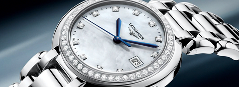 Longines Prima Luna Collection