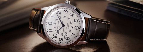 Longines Railroad Collection Watches