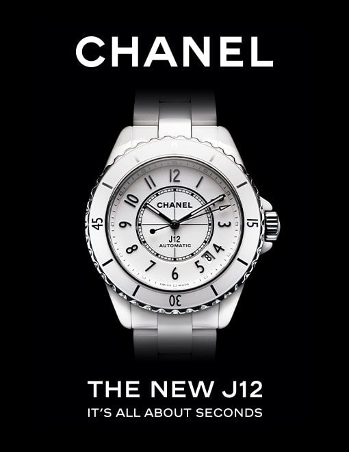 f916936f Chanel Watches at Berry's Jewellers - Official Stockist