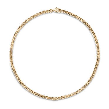 Fope 18ct Yellow Gold Serenissima Rope Necklace