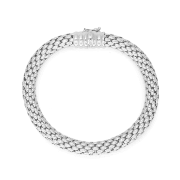 Kaleida 18ct White Gold Bracelet