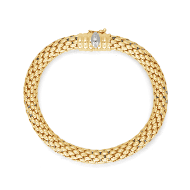 Kaleida 18ct Yellow Gold Bracelet