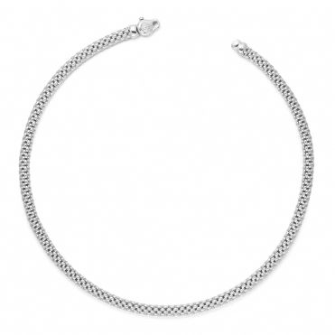 Meridiani 18ct White Gold Necklace