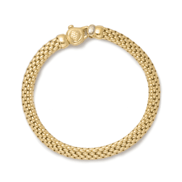 Meridiani 18ct Yellow Gold Bracelet