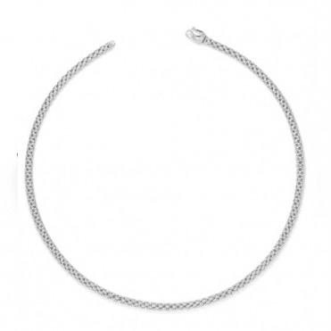 Unica 18ct White Gold Necklace