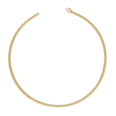 Unica 18ct Yellow Gold Necklace