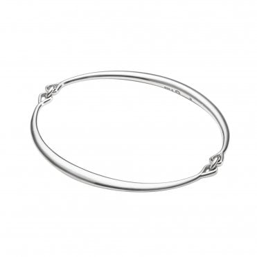 Archive Sterling Silver Bangle