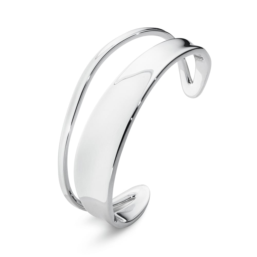 silver apop cuff sterling products bangle skinny bracelet open solid bangles thin
