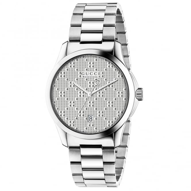 10b2cab512e Find every shop in the world selling exclusive gucci g timeless 38mm ...