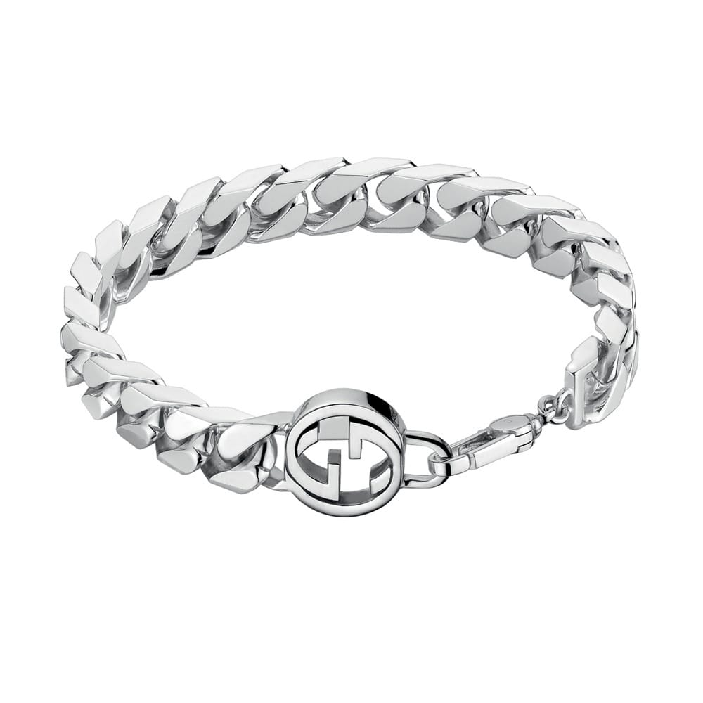 bracelet jewellers the p beaverbrooks large three silver context strand