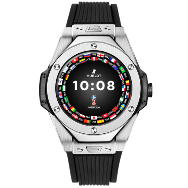Big Bang Referee World Cup Russia 49mm Titanium Men's Smartwatch
