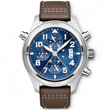 Pilot's Watch Double Chronograph Edition