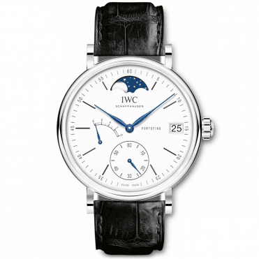 Portofino Hand-Wound Moon Phase Edition