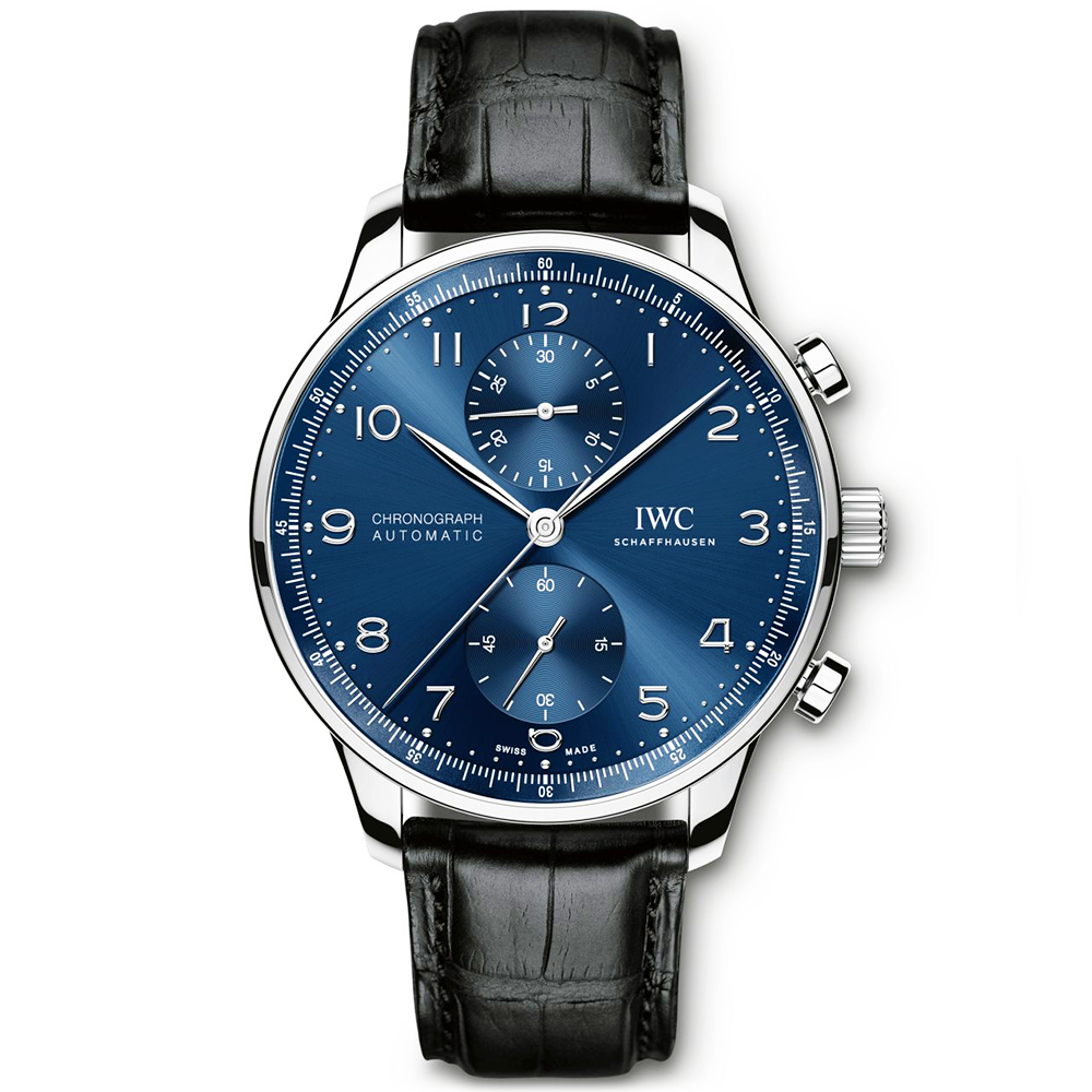 IWC Portugieser Chronograph IWC Portugieser Chronograph new images