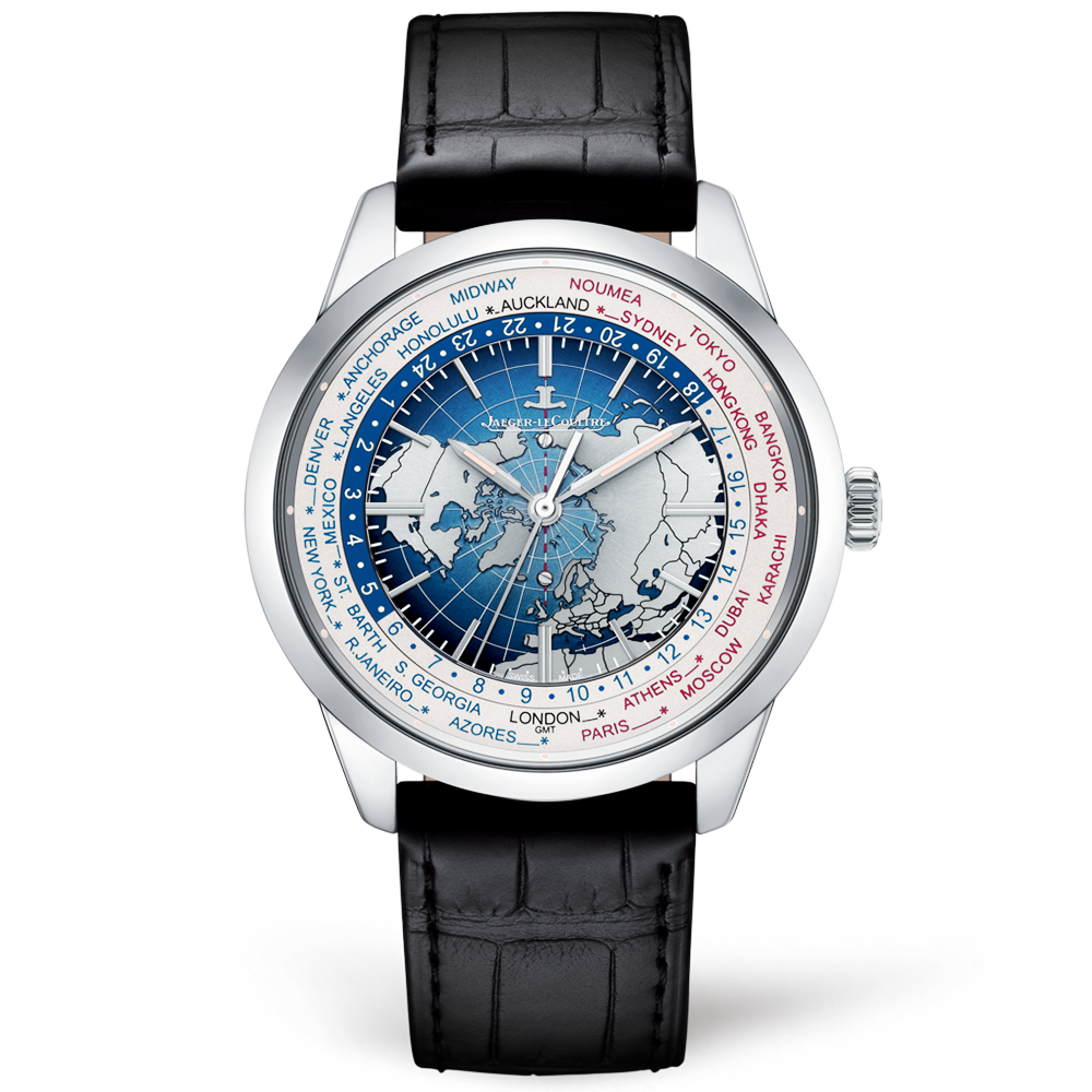Jaeger le coultre geophysic watch q8108420 from berry 39 s jewellers for Geophysic watches