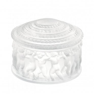 Clear Crystal Enfants Box