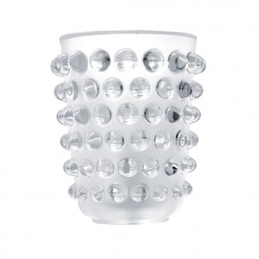 Mossi Clear Crystal Vase