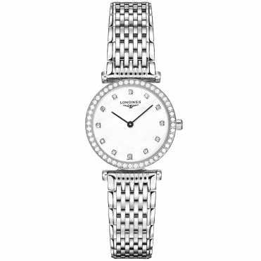La Grande Classique 24mm Diamond Set Bezel Ladies Watch