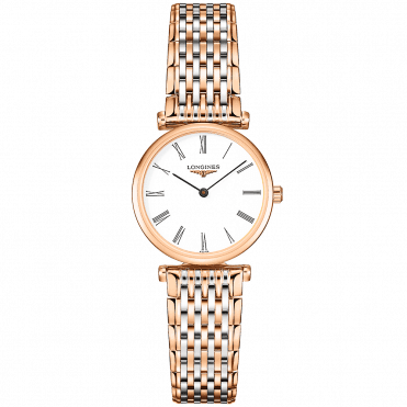 La Grande Classique 24mm Steel & Rose Gold PVD Bracelet Watch