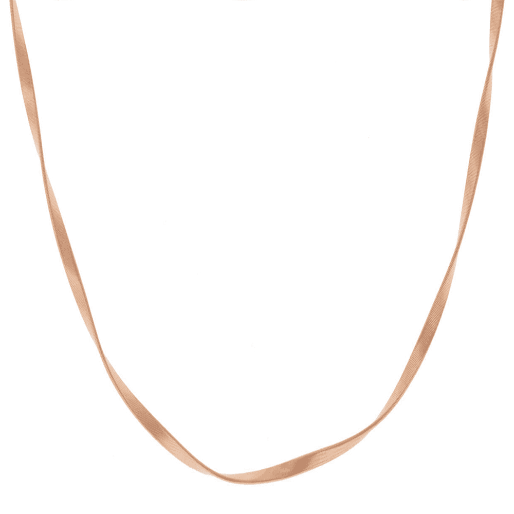 307c0612882a25 Marco Bicego Marco Bicego Marrakech Supreme 18ct Rose Gold Single Strand  Necklace