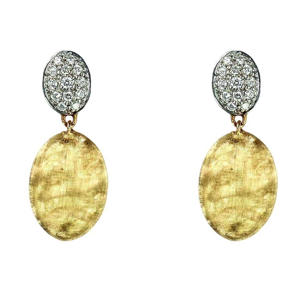 Marco Bicego Siviglia Diamond Long Drop Earrings 1LDkjZ8sL
