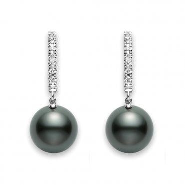 Mikimoto Classic Elegance Collection Earrings