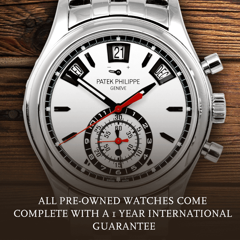 Pre-Owned Watches Guarantee
