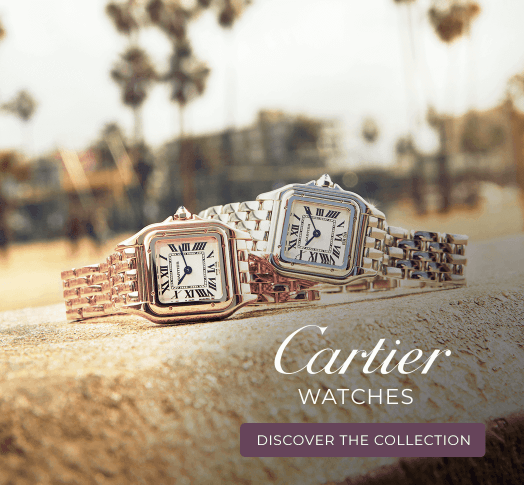 Discover Cartier Watches