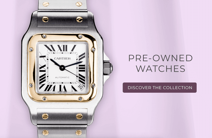 Discover Pre-Owned Watches