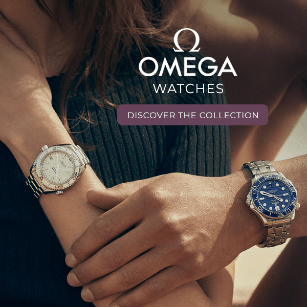 Discover Omega Watches