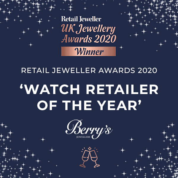 Retail Jeweller Watch Retailer Of The Year 2020