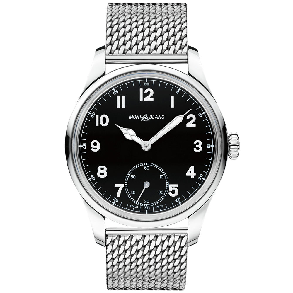 watch mesh tone main men kenneth cole stainless metal watches steel accessories round silver