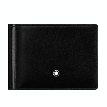 Meisterstuck Wallet 6CC with Money Clip