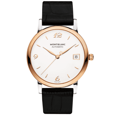 Star Classique 39mm Slim Case 18ct Red Gold Watch