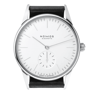 Orion Weiss 35 White Dial Manual Wind Men's Watch
