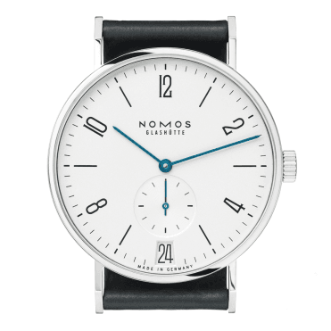 Tangente 38 Datum White Dial Manual Wind Watch