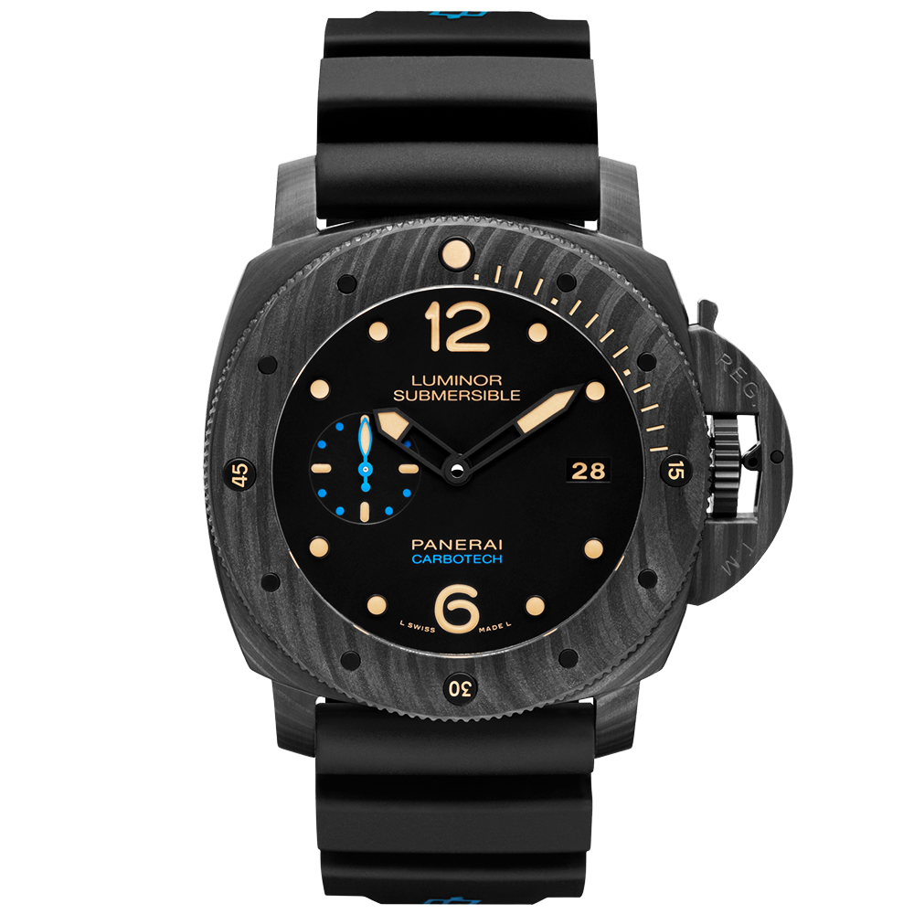 Panerai Swiss Watches: Overview, Features, Views and Reviews 55