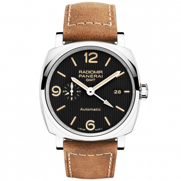 Radiomir 1940 3 Days Automatic Acciaio Men's Strap Watch